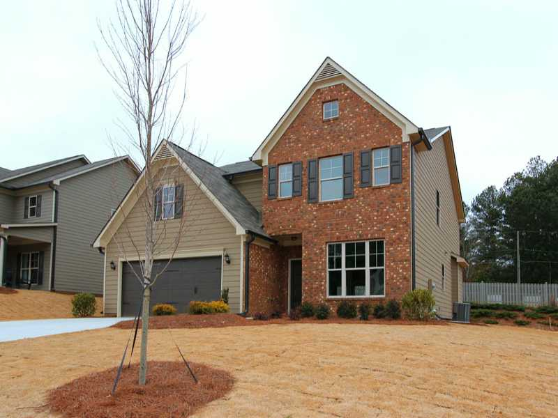 Blackburn ridge forsyth county master main home plans at for Blackburn home