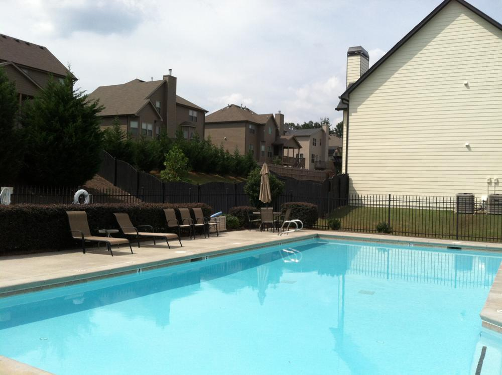 Community Pool In Vickery Downs