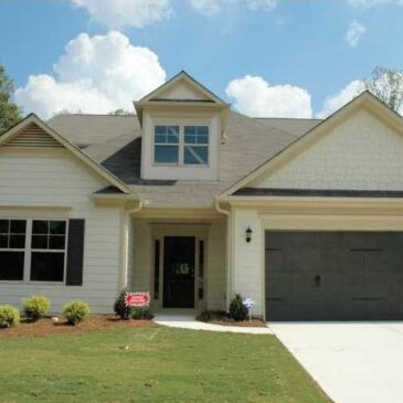 Blackburn Ridge Forsyth County-Master Main Home Plans