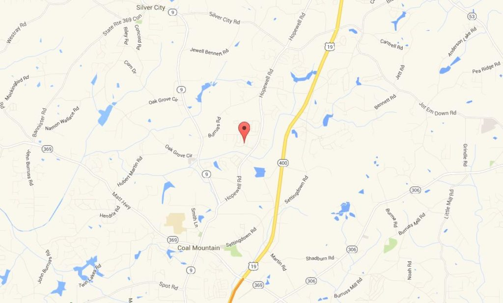 Wild Meadows Cumming GA Map Location